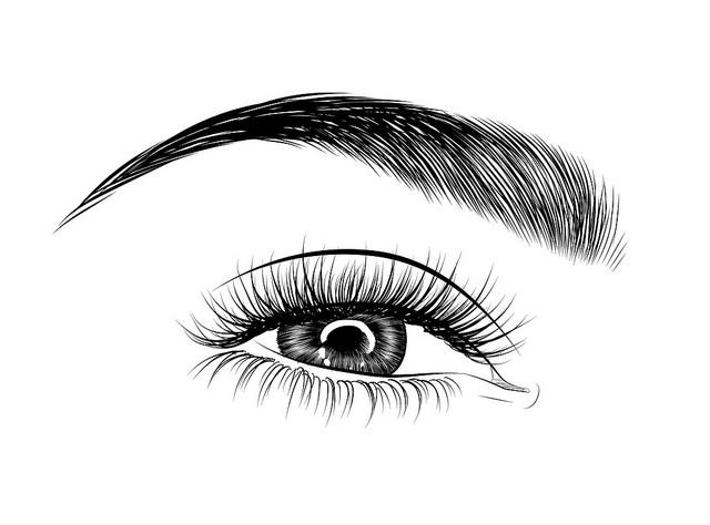 Natürlicher Look: Wir erfüllen den Traum von langen und dichten Wimpern im natürlichen Look. Die prachtvolleren und längeren Wimpern sind natürlich geschwungen, sorgen für einen strahlenden Ausdruck und garantieren so für den ganzen Tag einen perfekten Augenaufschlag. | Wimpernverlängerung Erlangen - Typberatung bei Deinem Friseur Pur in Erlangen