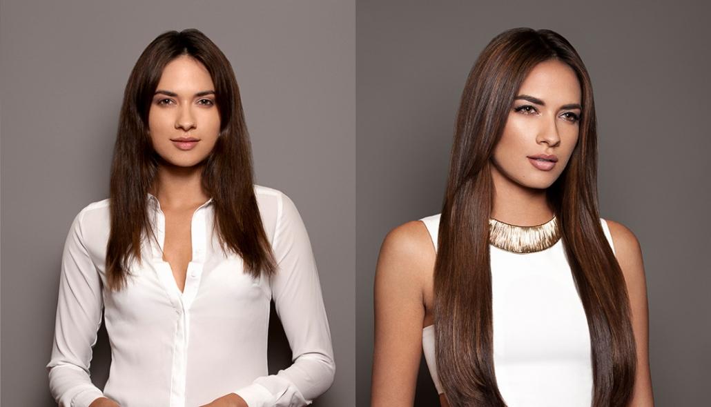 Haarverlängerung Fürth und Haarverdichtung - PUR - HAARE & MAKE-UP - hairtalk-vorher-nachher-09